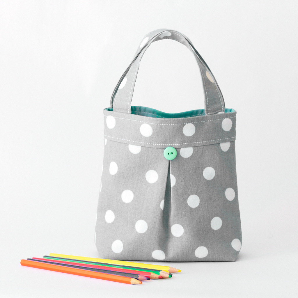 Kid's Mini Pleated Toddler Tote ($29)