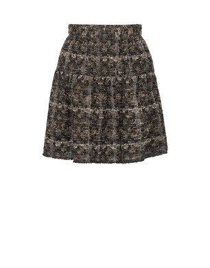 Dolce and Gabbana tweed skirt