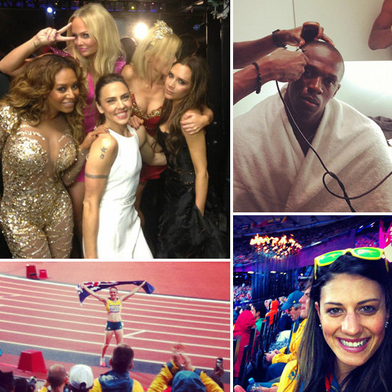 Celebrities Share Photos From London and the Olympics!