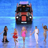 Pictures of the Spice Girls Performing at the Olympics Closing Ceremony