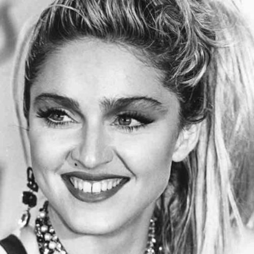Madonna's Beauty Looks Over The Past 54 Years