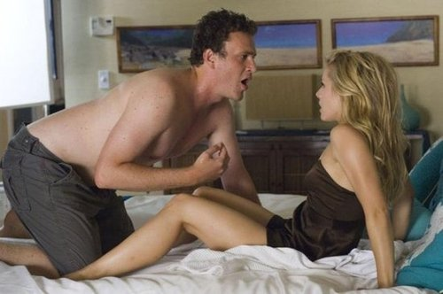 Jason Segel, Forgetting Sarah Marshall