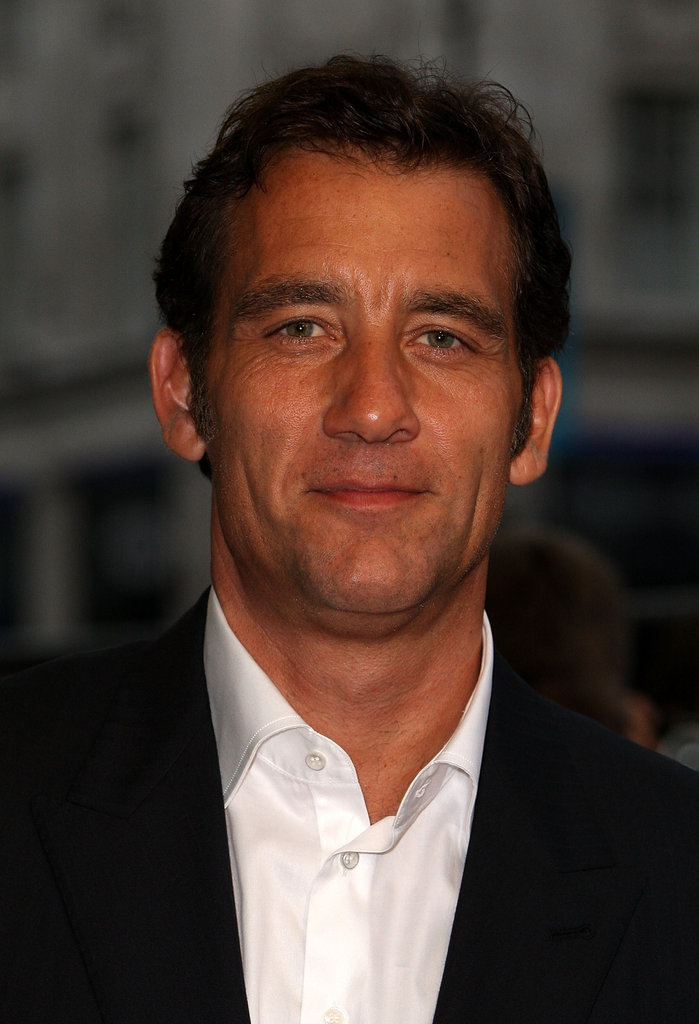 Clive Owen arrived at the Cineworld Haymarket in London.