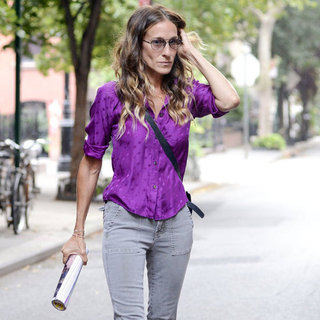 Sarah Jessica Parker Out in NYC | Pictures