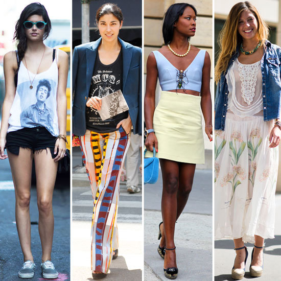 Street Style Summer Trends 80 Of The Best Snapped On The Street Looks To Emulate This Summer