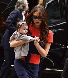 Celebrity Mom Style
