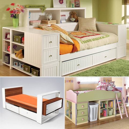 Childrens Beds With Storage POPSUGAR Moms