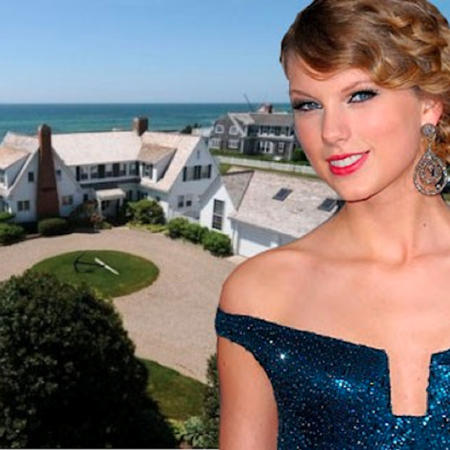 Taylor Swift Buys a House in Cape Cod