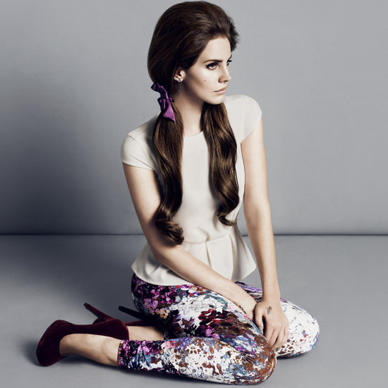 Lana Del Rey Stars in H&amp;M&#039;s Fall Campaign | Pictures