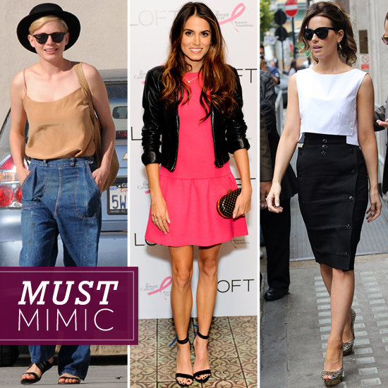 This Week's Most Covetable Celebrity Looks to Mimic Now!