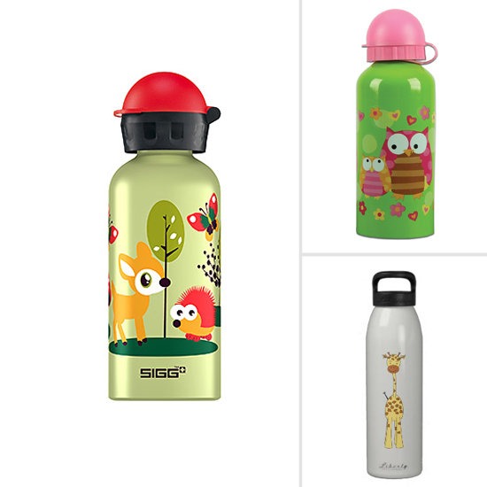 Critter Water Bottles