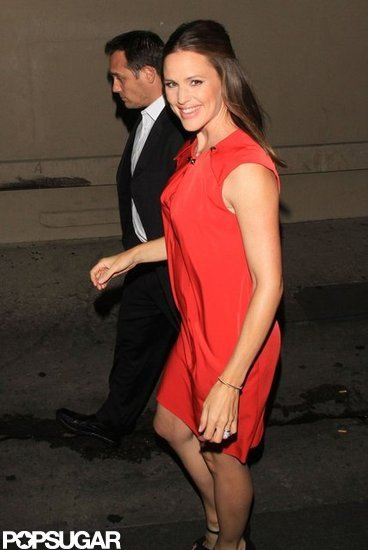 Jennifer Garner Visits Jimmy Kimmel Live | Pictures