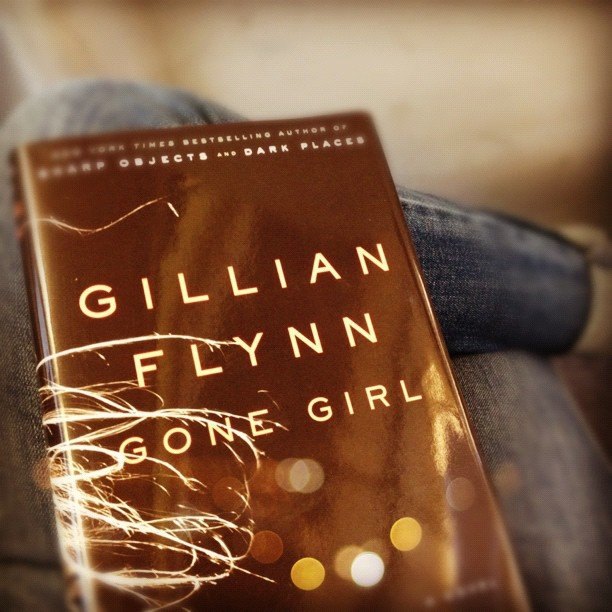 Us POPSUGAR Love & Sex editors have also been reading one of this Summer's hottest must reads, Gone Girl.