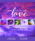 2013 Positive Affirmation Calendar
