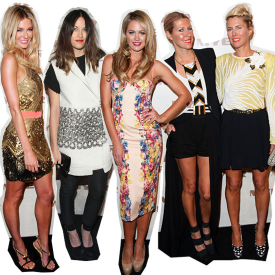 All the Front Row Style from the Myer Spring Summer Fashion Launch