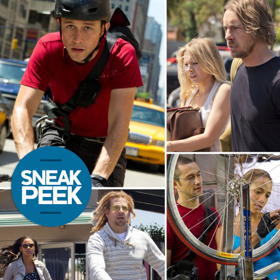 Movie Sneak Peek: Premium Rush and Hit and Run