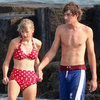 Taylor Swift Bikini Pictures With Conor Kennedy