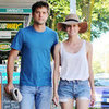 Diane Kruger and Joshua Jackson in Vancouver | Pictures