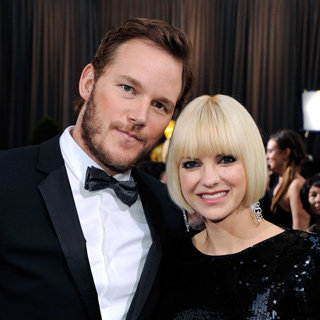 Anna Faris And Chris Pratt Welcome Baby Jack