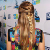 Kristen Bell&#039;s Multibraided Hairstyle