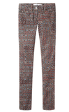 Make a serious statement with this pair of ultraluxe Isabel Marant cords — if you fear the print, dial it down with a heather gray crewneck.  Étoile Isabel Marant Itzel Slim Print Cord ($370)
