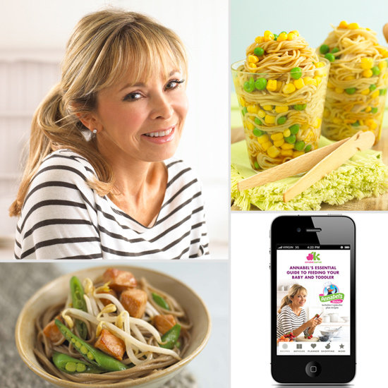Dinnertime Crunch: Annabel Karmel's Four Weeknight Dinner Recipes