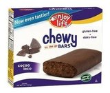 Enjoy Life Cocoa Loco Chewy On-the-Go Bars (6 5-Oz. Boxes, $21)