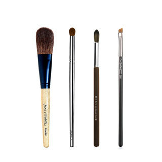 The Only Four Makeup Brushes You Need