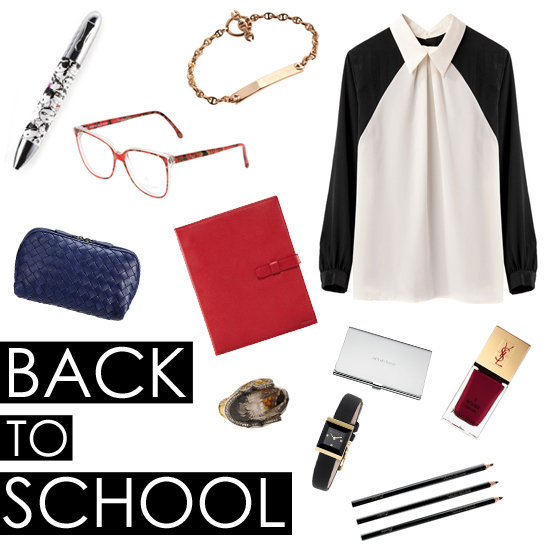 The Back to School Shopping Guide — Luxury Edition!