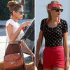 Printed Headscarves (Celebrity Pictures and Shopping)