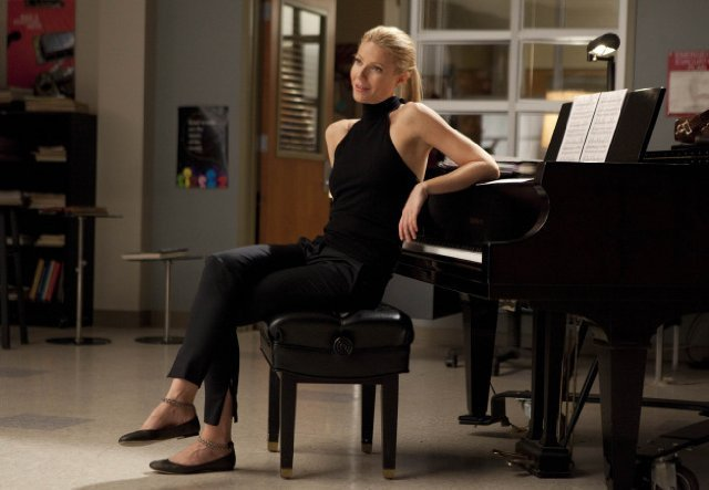 Holly Holliday, Glee
