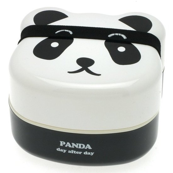 2-Tiered Panda Bento Box ($22)