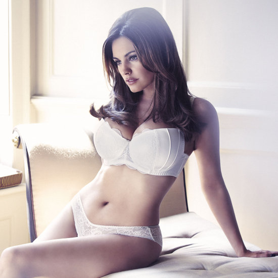 Kelly Brook Launches Second New Look Lingerie Collection