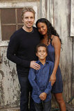 Now that Crosby (Dax Shepard) and Jasmine (Joy Bryant) have tied the knot, they're legally (and adorably) a family unit.