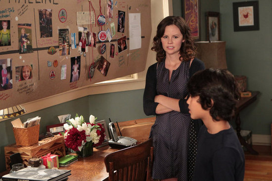 I wonder how Haddie (Sarah Ramos) and Max's (Max Burkholder) relationship will be tested by her departure to college.