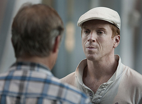 Damien Lewis in Homeland.