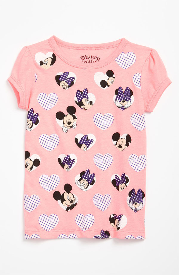 Mighty Fine Minnie and Mickey Tee ($24)
