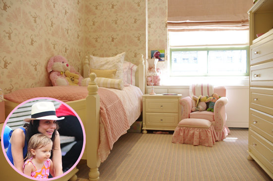 Bethenny Frankel's Plush Pink Room For Bryn