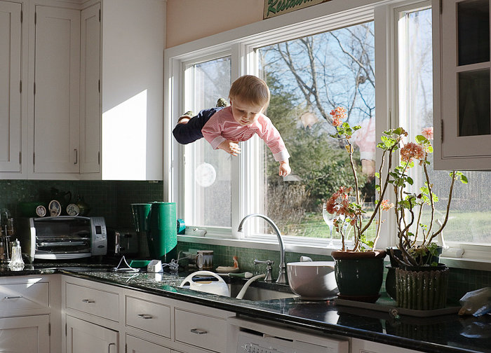 Kitchen Flight