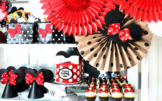 Modern Minnie Party