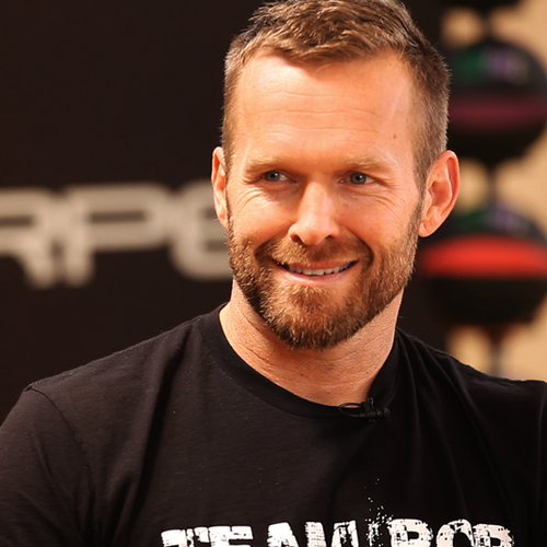 Bob Harper Talks Nutrition and Weight Loss Tips