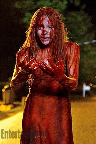 See the First Images From the Carrie Remake With Chloe Moretz