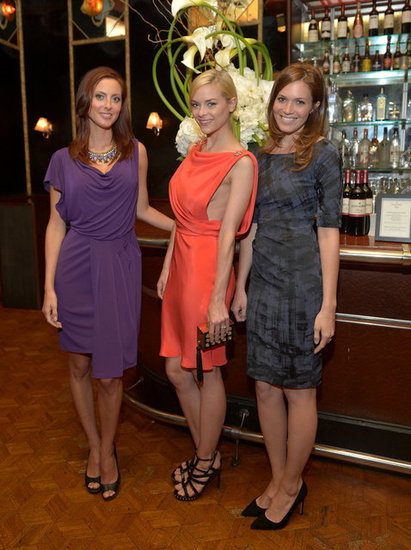Mandy Moore Joins Jaime King and Eva Amurri For a French Soiree