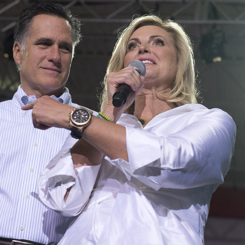 Ann Romney RNC Speech on TV