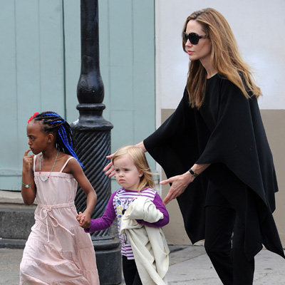 Vivienne Jolie-Pitt to Make Movie Debut in Angelina Jolie's Maleficent