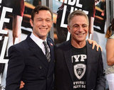 Joseph Gordon-Levitt and Tony Danza