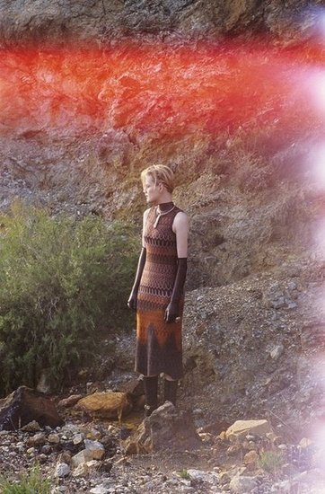 Missoni Fall 2012 Ad Campaign