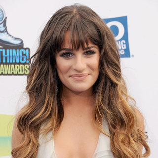Celebrities Wearing Beachy Waves