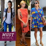 Draw Inspiration From This Week's Celebrity Style Standouts!