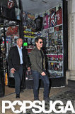 Tom Cruise Parties Late Night to Watch His Son DJ